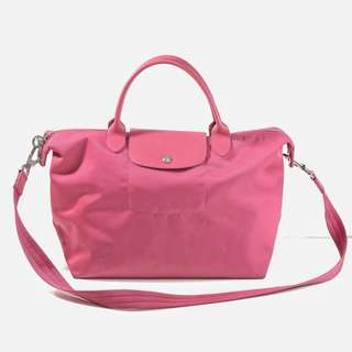 Longchamp Neo Medium Pink