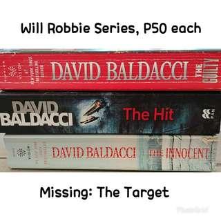 Will Robbie Series by David Baldacci