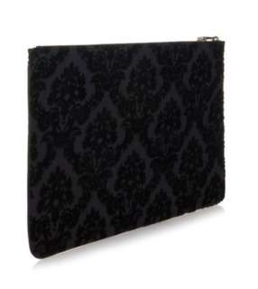 Givenchy 絨面花紋clutch