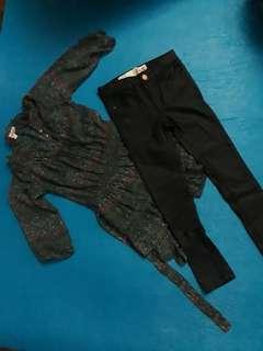 Set top n pants