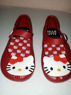 Hello Kitty Jelly Shoes