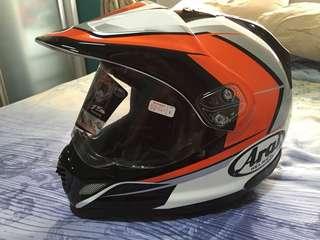 Arai XD4 Flame Orange