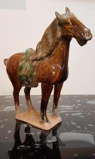 Jiao Tai ceramic horse
