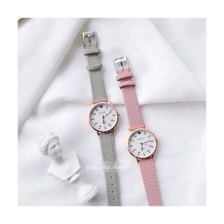 🌿 簡 約 情 侶 閨 蜜 款 手 錶 🌿