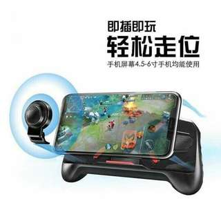 New game pad with joystuck and stand