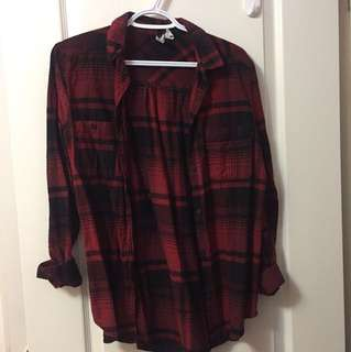 H&M flannel