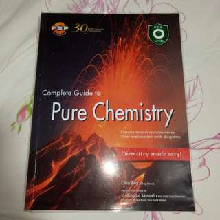 FBP o level chemistry guide book