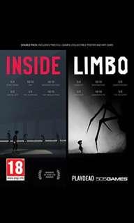 Playdead's inside + Limbo IOS Store Account