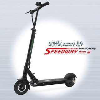 Electric Scooter speedway mini 3