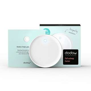 [IN-STOCK] Dodow - Sleep Aid Device - More Than 150.000 Users Are Falling Asleep Faster with Dodow!