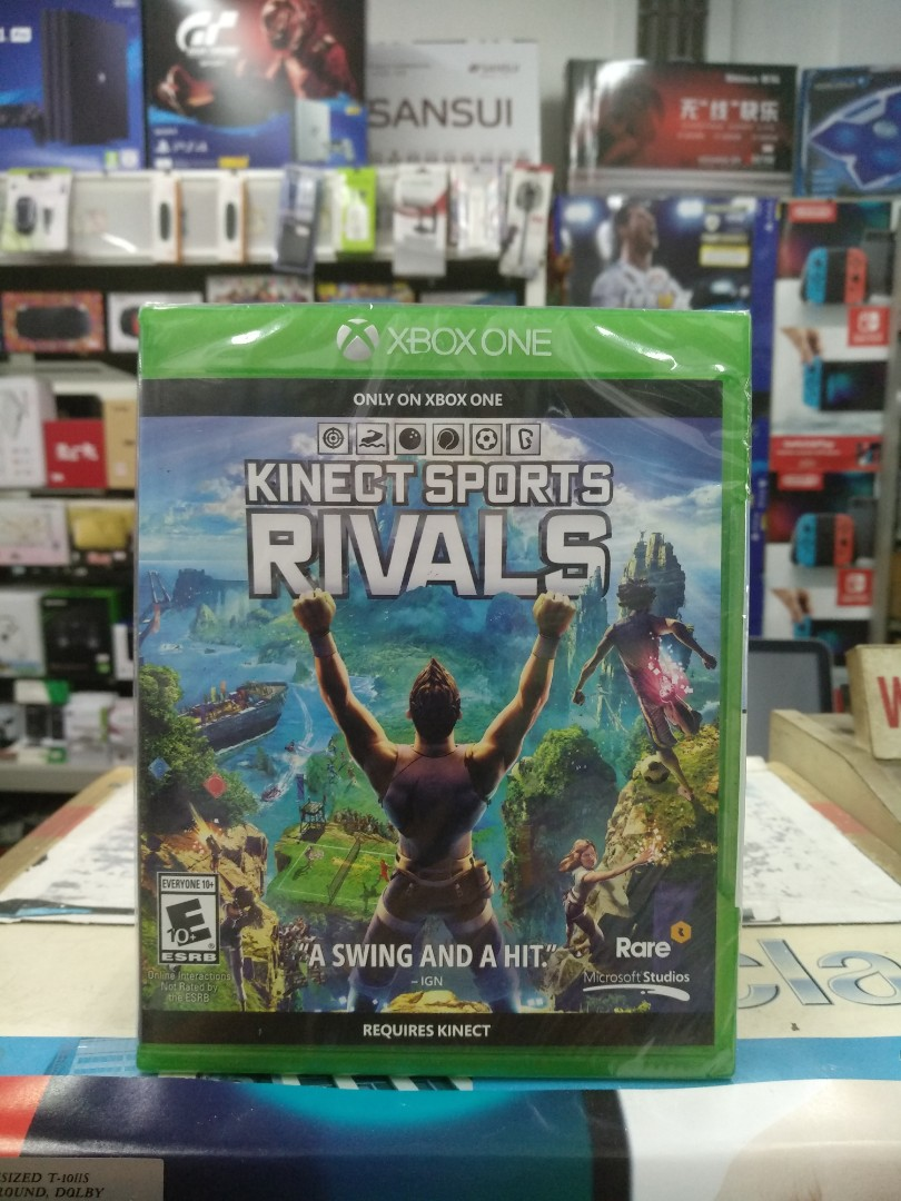 🆕 Xbox One Kinect Sports Rivals on Carousell