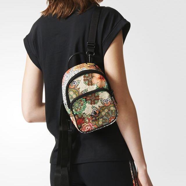 6f1debe5cf7 Adidas Originals Classic Mini Backpack