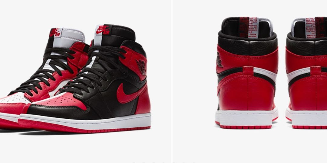 new arrival 0f1aa 95c49 Air Jordan 1 Retro High OG NRG, Men s Fashion, Footwear, Sneakers on ...