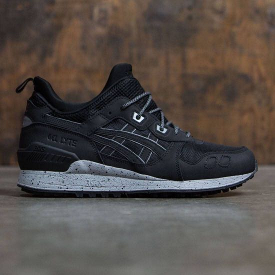 newest d4836 78681 ASICS GEL-LYTE MT (Black/Grey Reflective), Men's Fashion ...