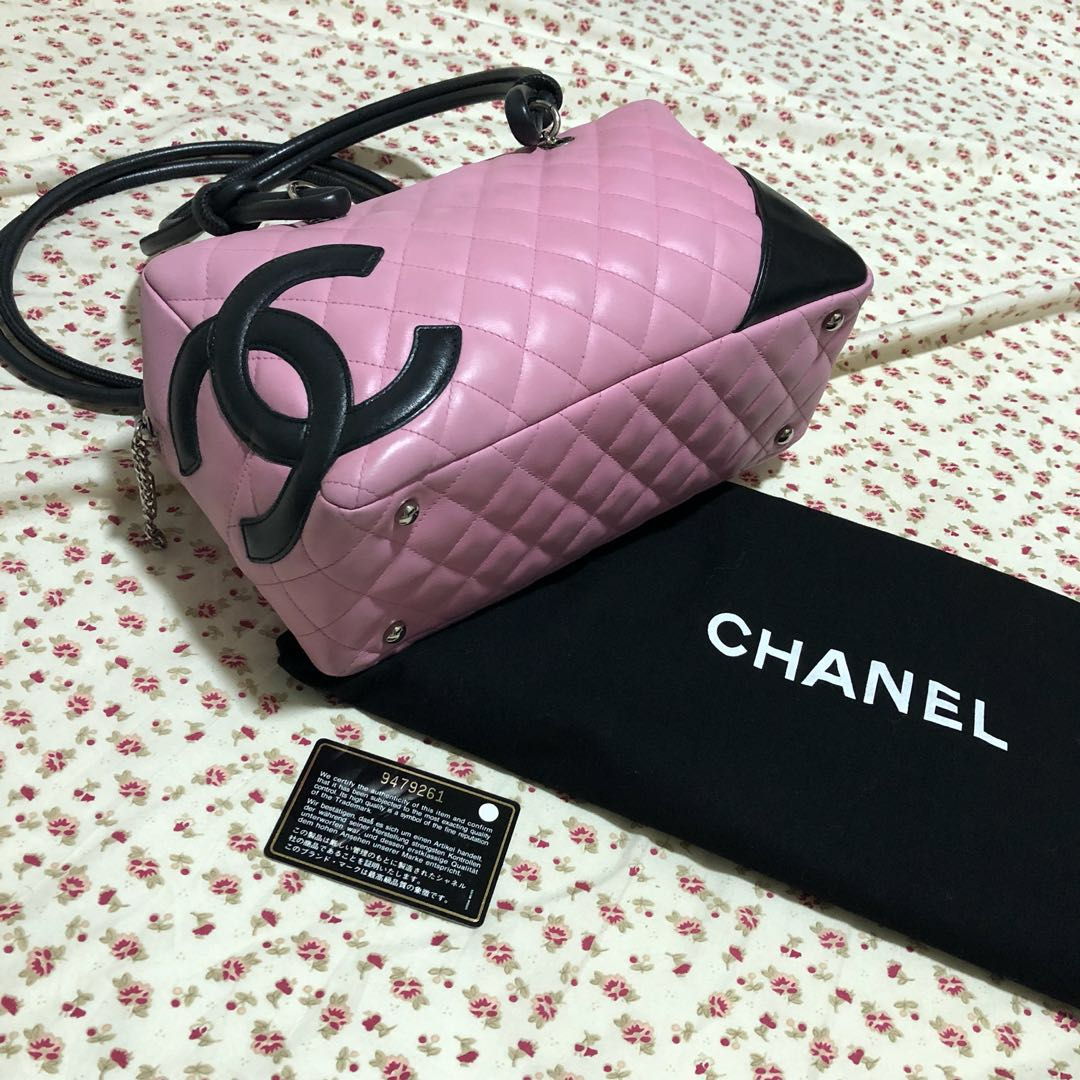 ac5a2a58b478 Authentic Chanel Cambon Bag, Luxury, Bags & Wallets, Handbags on ...