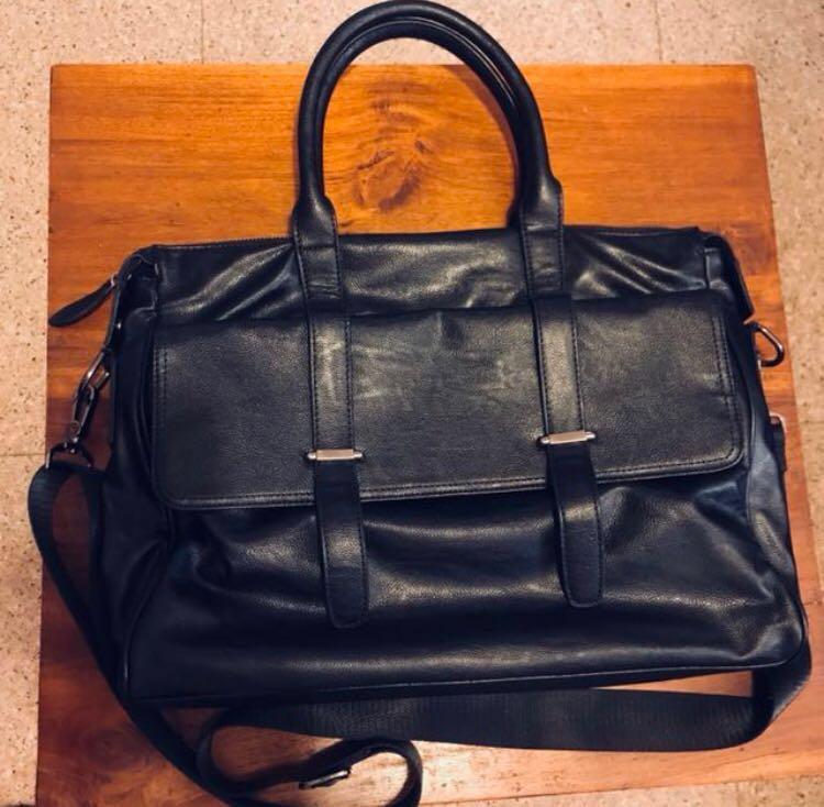 b2ed0f2d44 Bata Laptop Bag, Men's Fashion, Bags & Wallets, Sling Bags on Carousell