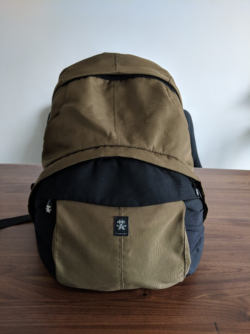 Crumpler Camera Laptop Backpack Photography Accessories Vanguard The Heralder 33 Shoulder Bag Bags On Carousell