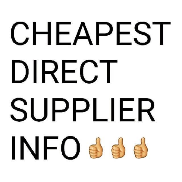DIRECT KPOP SUPPLIER INFO!