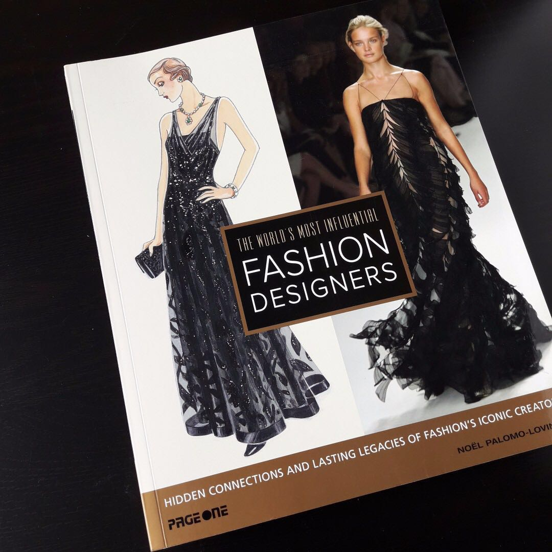 Fashion Designers The World S Most Influential Books Stationery Non Fiction On Carousell