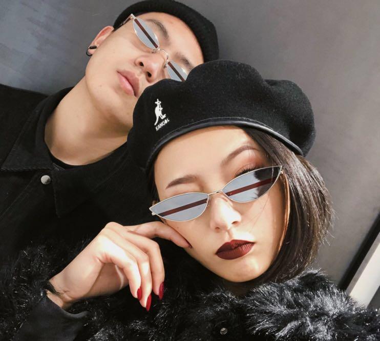 a6af90c61e294 Gentle Monster - POXI 02 (1M) Sunglasses
