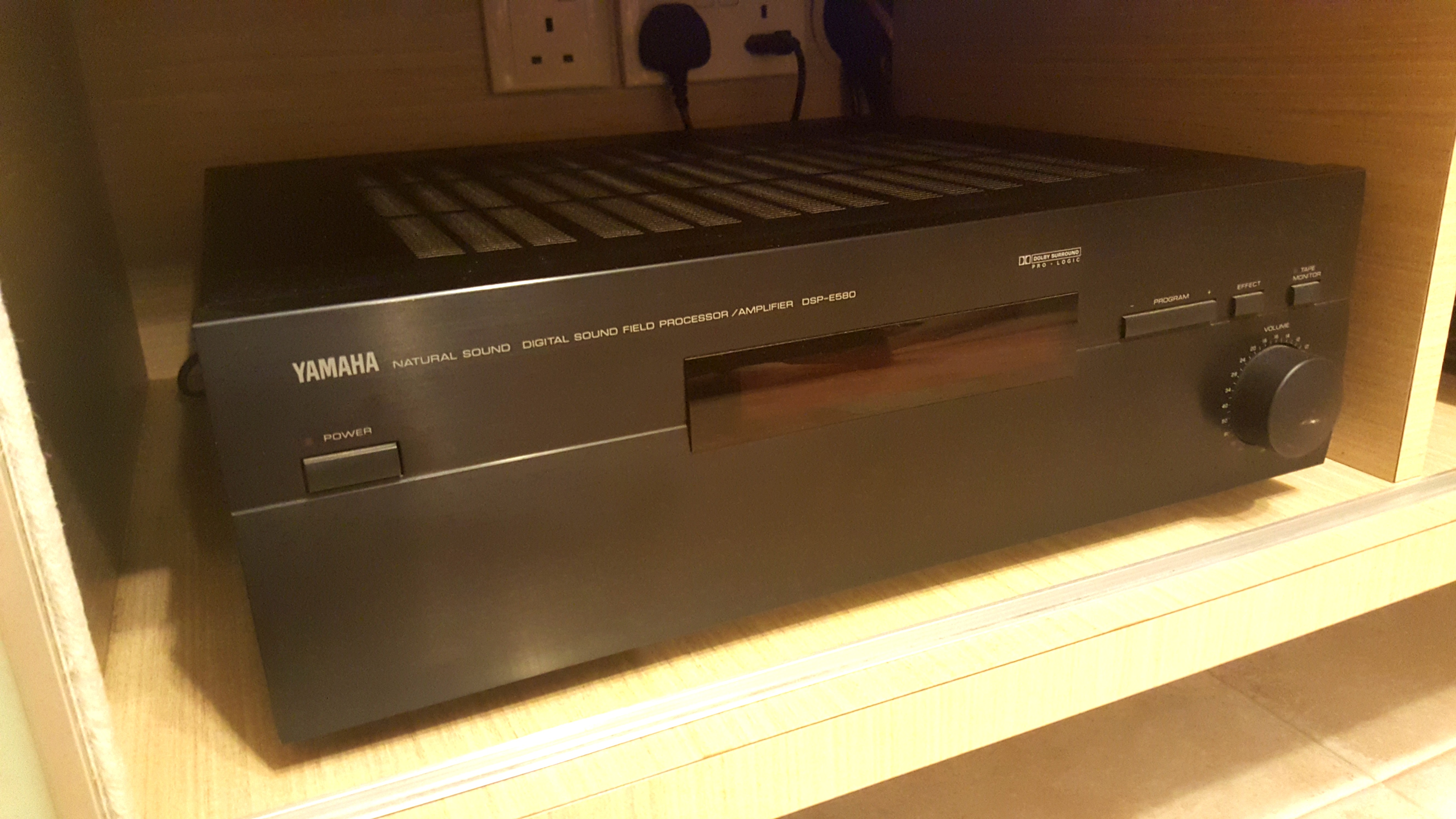 Home theater amp