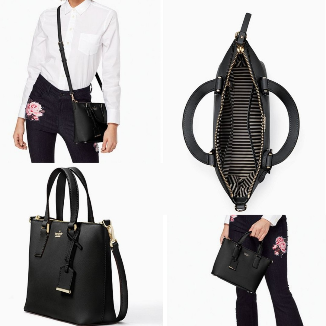 acb45c4f8 100% Authentic Kate Spade Cameron Street Lucie Crossbody, Women's Fashion,  Bags & Wallets, Handbags on Carousell
