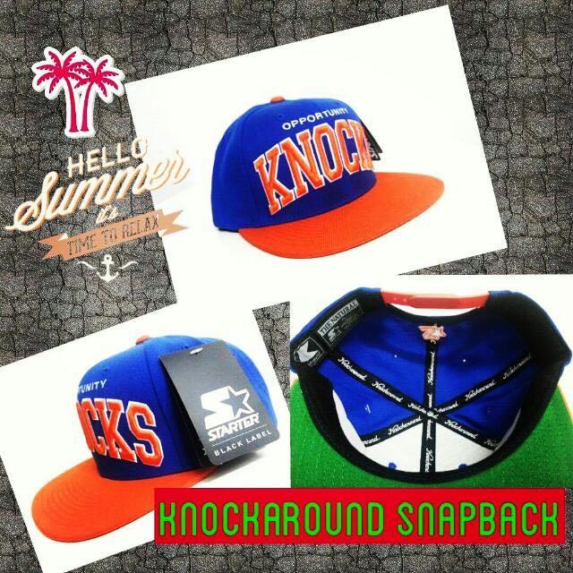 4c768838 knockaround snapback Starter Black Label original USA, Men's Fashion ...