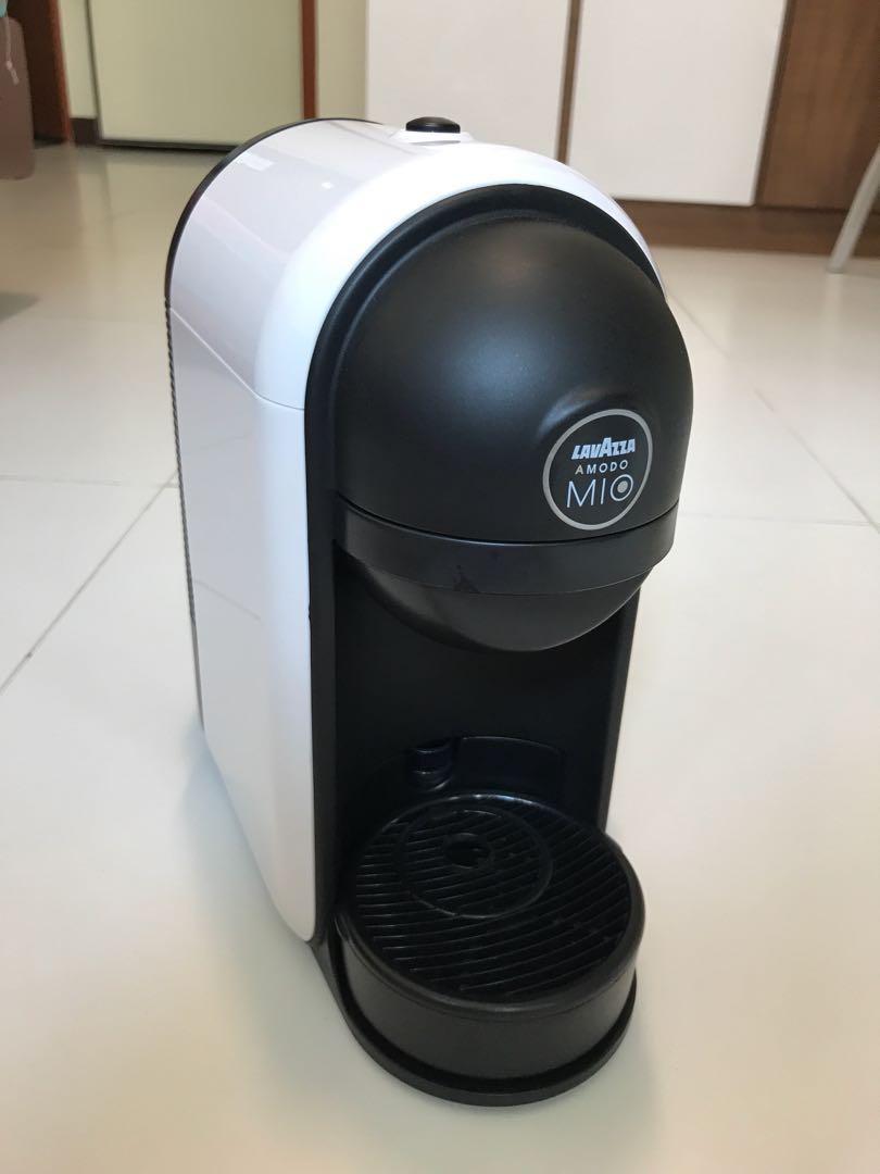 Lavazza A Modo Mio Espresso Coffee Machine Home Appliances - Lavazza-a-modo-mio-espresso-machine