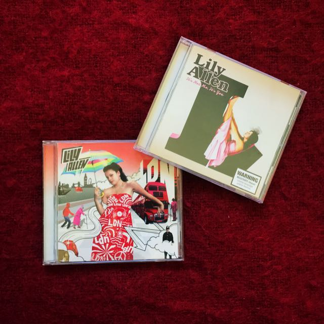 Lily Allen Double Album Deal