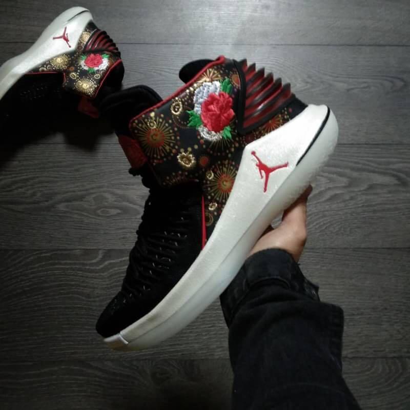 c3b6d567433232 Limited) Air Jordan 32 Chinese New Year