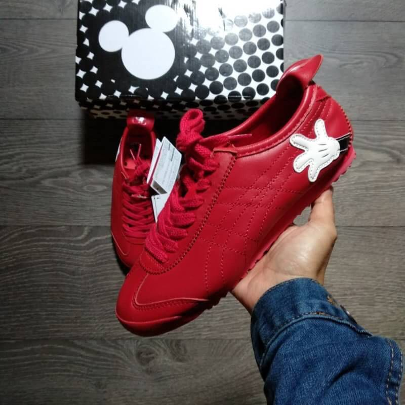 """detailed look 0e78a 6f5cb Limited) Disney """"Mickey Mouse"""" x Onitsuka Tiger Mexico 66 ..."""