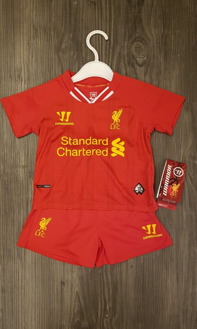 4037360459a Liverpool FC Jersey
