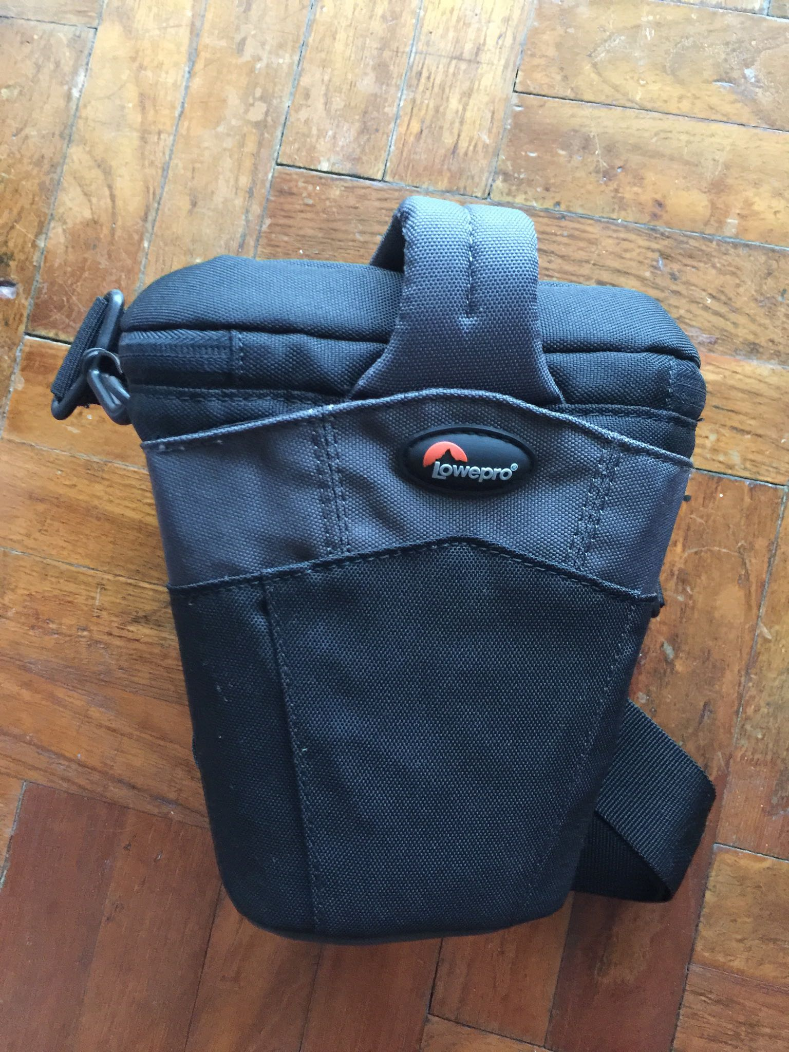 Lowepro Cirrus Camera Pouch Photography Accessories Toploader Zoom 50 Aw Ii Blue Photo