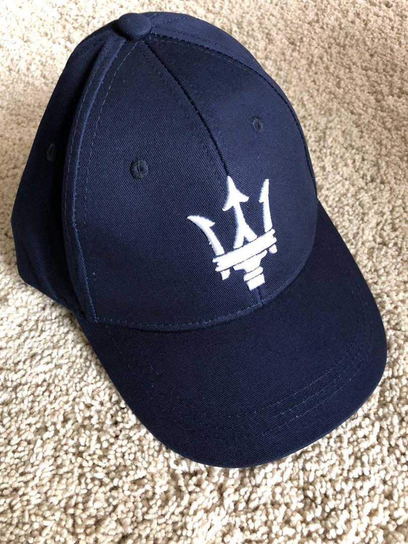 Maserati baseball cap b659c9e623b