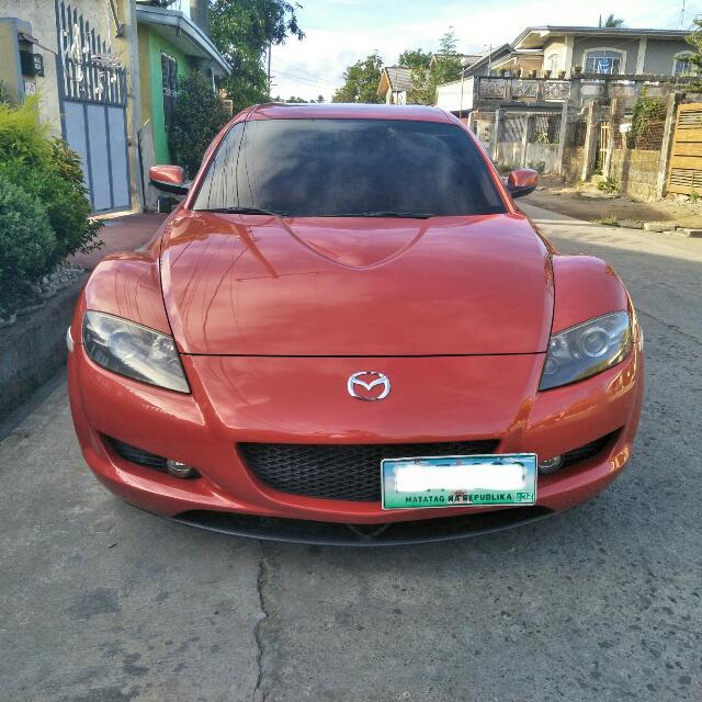 Mazda RX8 4 Door Sports Car Sale/Swap To DIESEL SUV MT Rare