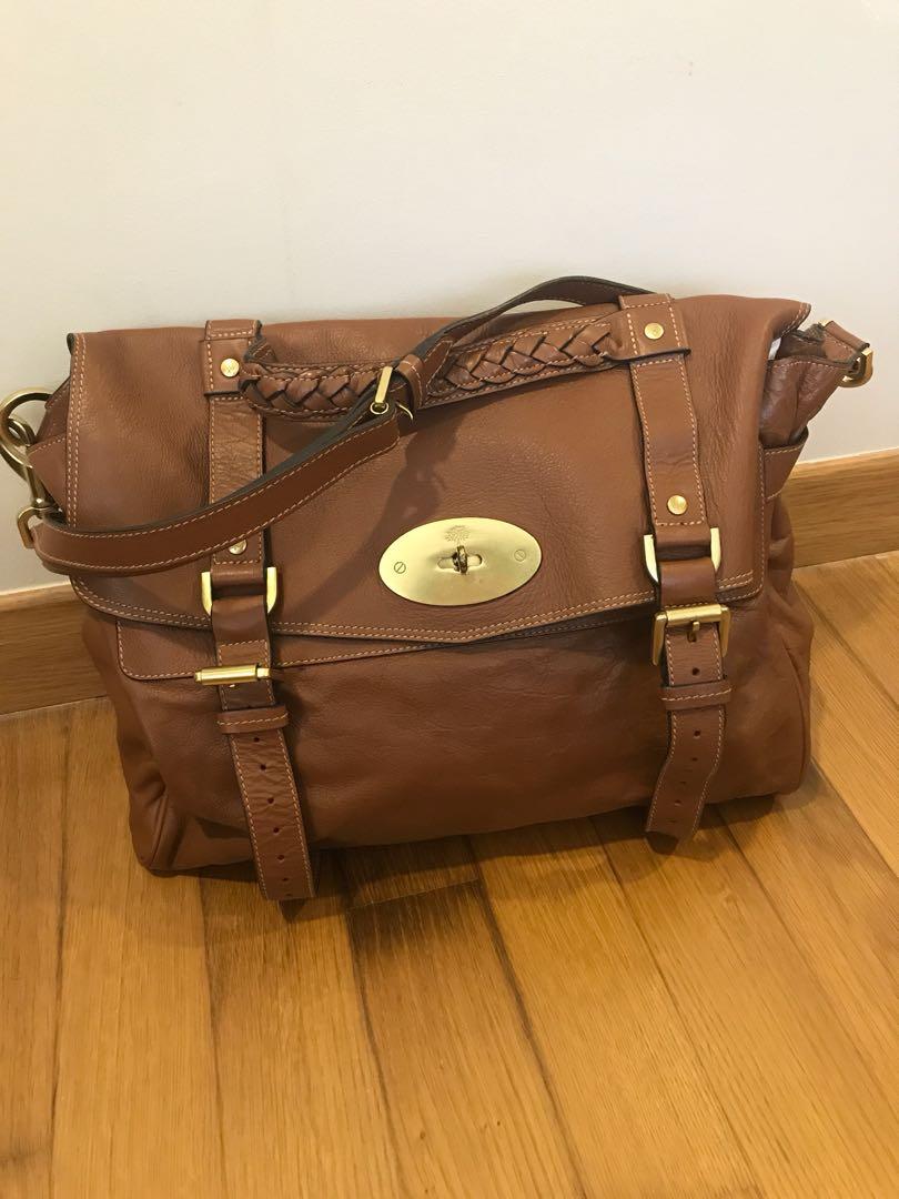 aeaf4265966 Mulberry Alexa Bag, Women s Fashion, Bags   Wallets, Handbags on ...