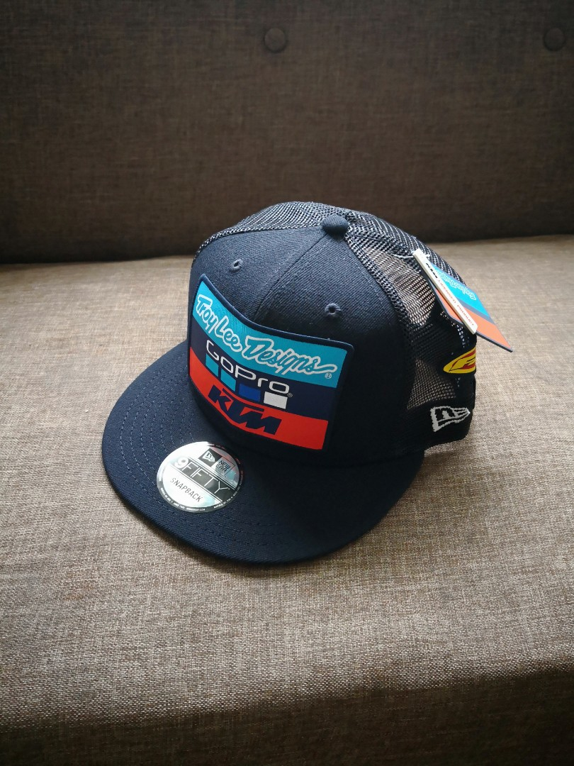 be49ae46f New Era TLD KTM snapback, Men's Fashion, Accessories, Caps & Hats on ...