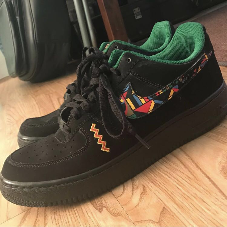 """best website 7a8c8 50c21 Nike Air Force 1 Low """"Urban Jungle Gym"""" on Carousell"""