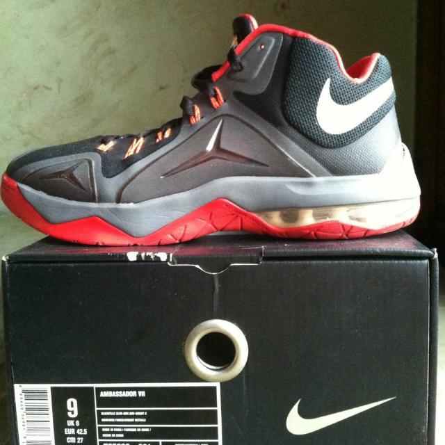 Nike Basket Shoes Lebron James