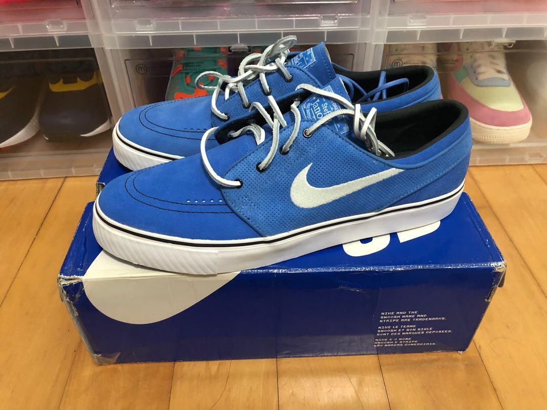 96a04ff08aed Nike SB Janoski Pacific Blue UK10 US11