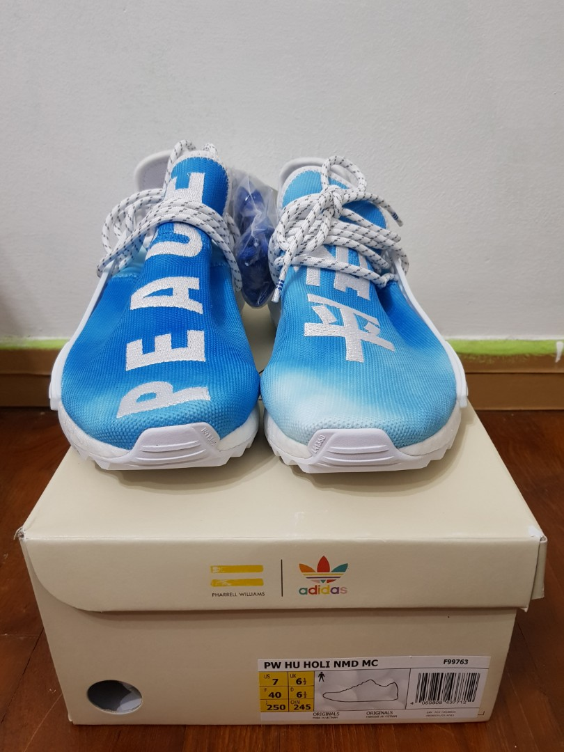 low priced 40d66 37b85 NMD Human Race China Exclusive Peace, Men's Fashion ...