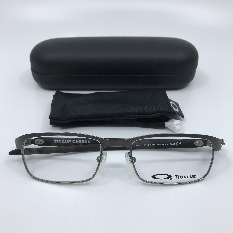 d8809149c622 Oakley Tincup Carbon Prescription Eyewear, Men's Fashion ...