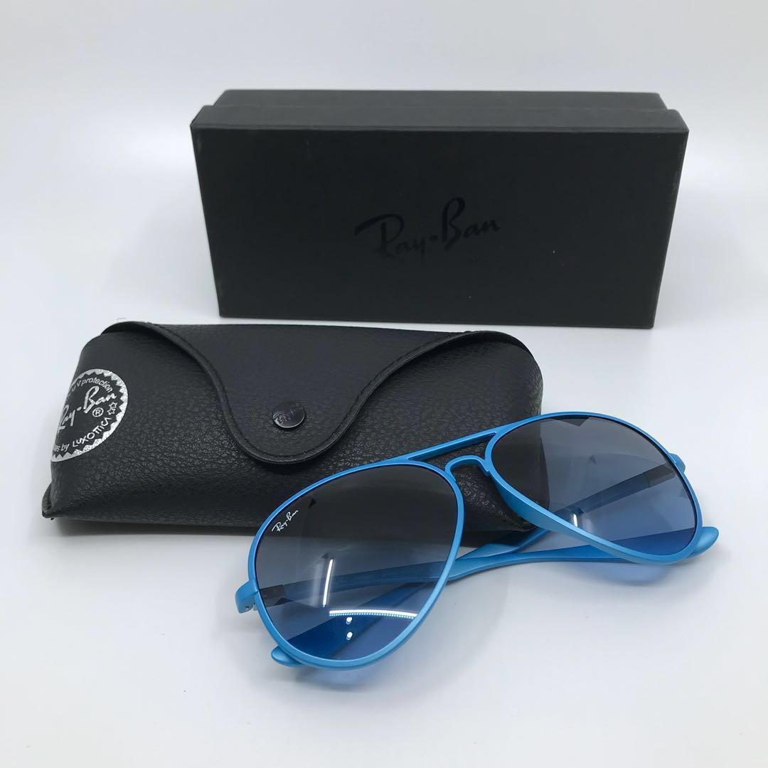2836844fdc Rayban Liteforce Tech Aviator Sunglasses
