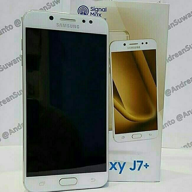 Ready Samsung Galaxy J7 Plus Gold BNIB Original Black Market Mobile Phones Tablets Android On Carousell