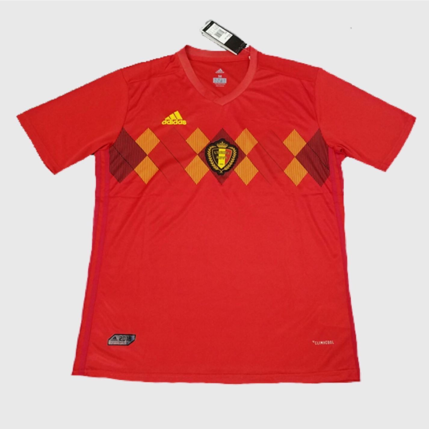 d0c610b492e ❗️SALE❗️Belgium 2018 World Cup Home/Away Jersey, Sports, Sports ...