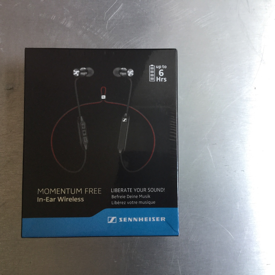 Sennheiser Momentum Free In Ear Electronics Audio On Carousell Headphone Wiring Diagram