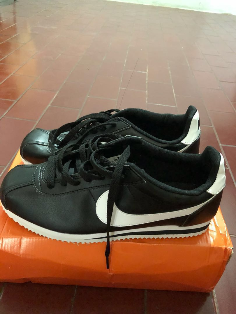 Sepatu Nike Classic Cortez Leather Wmns Mens Fashion Footwear Sneakers On Carousell