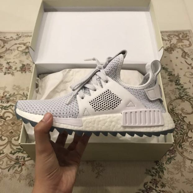 new product ec269 74e2d Titolo x Adidas NMD XR1 Collaboration