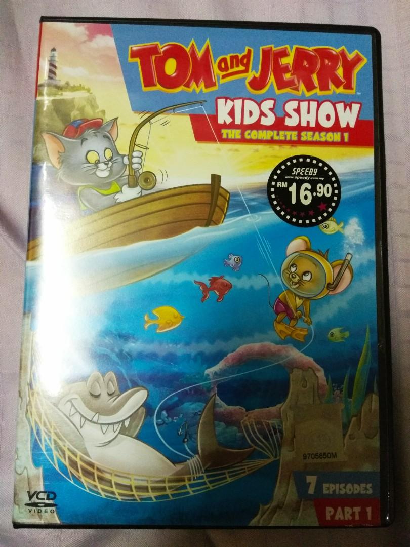 Tom & Jerry Kids Season 1 VCD
