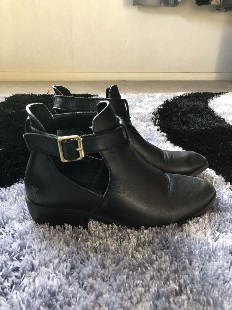 Windsor Smith boots size 5